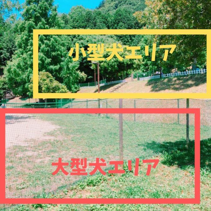花みどり公園全体図