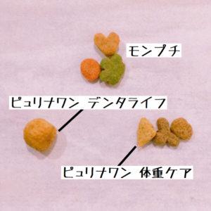 ピュリナワンの形状