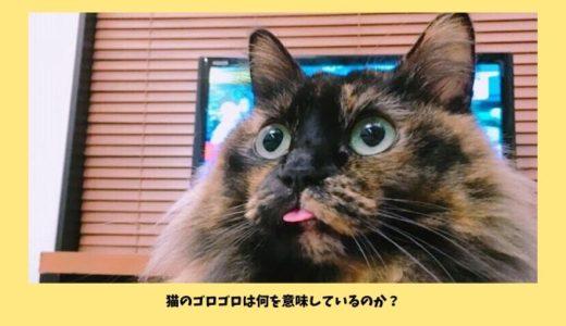 猫がゴロゴロ喉を鳴らす意味は甘えたいから?ストレスや病気のサインかも?!